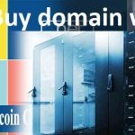 Buy hosting with Bitcoin