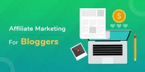 Blogging and Affiliate