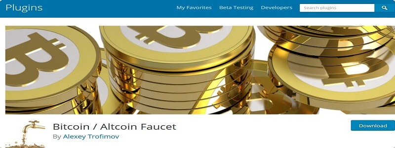 Bitcoin Faucet best cryptocurrency WordPress plugins