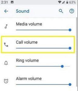 Check Speaker Sound Volume