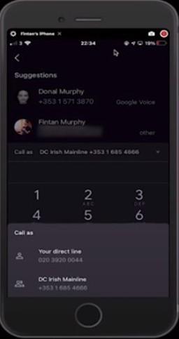 Using Google Voice On Phone